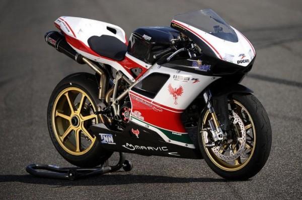 Ducati 1198S Scuderia от Red Fenix